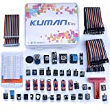 Kuman K47D 37 modules Sensor Kit for Raspberry Pi Model