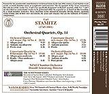 Stamitz - Orchestral Quartets, Op 14 Nos 1, 2, 4 & 5