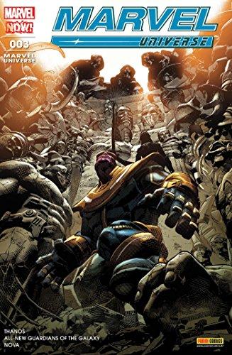 Marvel Universe nº3