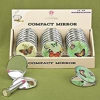 Butterfly Design Mirror Compacts by Fashioncraft preisvergleich bei billige-tabletten.eu