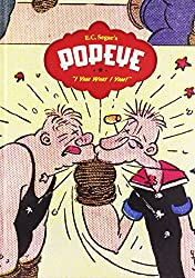 Popeye: I Yam What I Yam v. 1