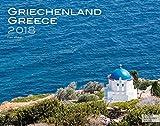 Griechenland 2018 Großformat-Kalender 58 x 45,5 cm: Greece 2018