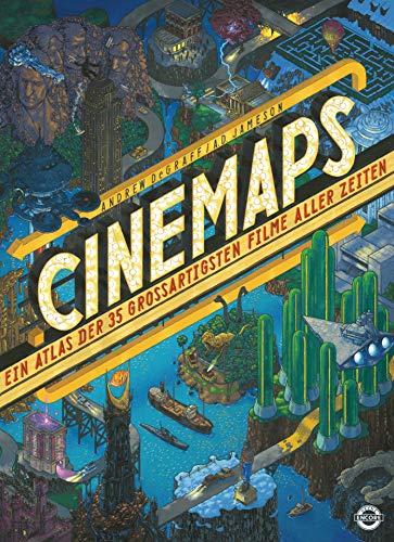 CINEMAPS: Ein Atlas der 35 großartigsten Filme aller Zeiten