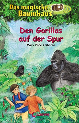 Gorilla Post (Das magische Baumhaus 24 - Den Gorillas auf der Spur)