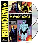 Watchmen: The Complete Motion Comics (Online Exclusive) [DVD] [2008] by Jake Strider Hughes