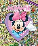 Minnie - Verrückte Such-Bilder, Hardcover-Wimmelbuch