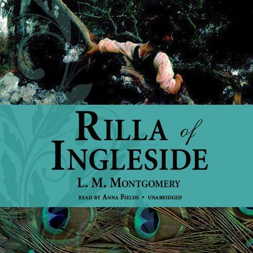 Rilla of Ingleside  Audiolibri