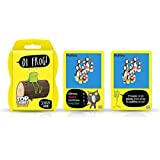 Top Trumps Oi Card Game