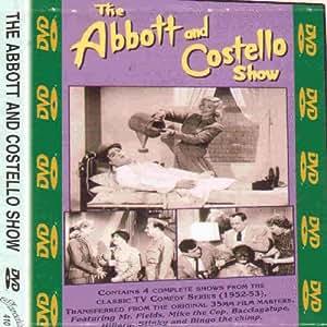 Abbott And Costello - TV Show - Volume 10 [DVD]