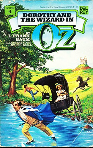 Dorothy and the Wizard in Oz - New Classic Edition - [Classics Of World Literature] - (ILLUSTRATED) (English Edition)