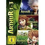 Arthur und die Minimoys 1-3 [3 DVDs]