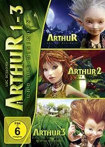 Arthur und die Minimoys 1-3 [Import allemand]