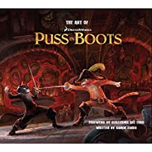 [(The Art of Puss in Boots)] [By (author) Ramin Zahed ] published on (November, 2011)