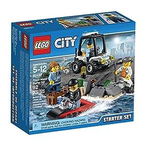LEGO CITY Prison Island Starter Set 60127 by LEGO 5057065402770 LEGO