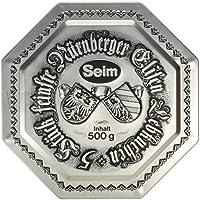 """Seim Elisenlebkuchen Dose""""Silberdose"""", 1er Pack (1 x 500 g)"""