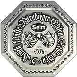 Elisenlebkuchen Silberdose
