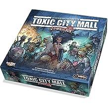 Zombicide Gioco Toxic City Mall