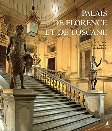 Palais de Florence et de Toscane par Carlo Cresti