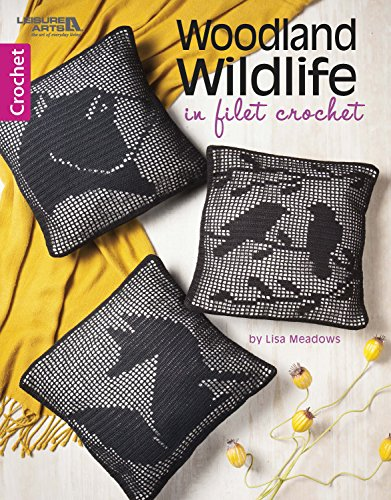 woodland-wildlife-in-filet-crochet