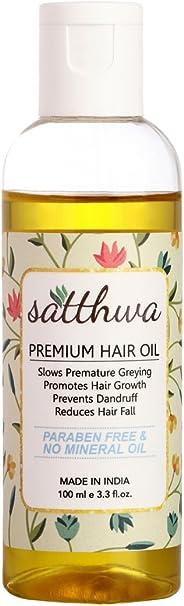 Satthwa Premium Hair Oil (100ml)