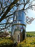 Purificateur d'eau en acier inoxydable fonctionnant par gravité avec filtres Super Sterasyl