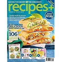 Recipes book: 106 fuss-free recipes (English Edition)