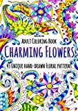 Charming Flowers: 45 Unique Hand-Drawn Floral Patterns