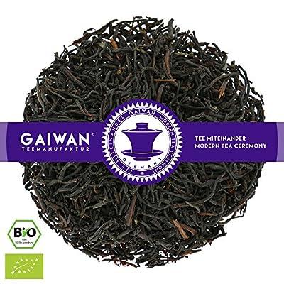 """N° 1138: Thé noir bio""""Ceylan Highgrown FOP"""" - feuilles de thé issu de l'agriculture biologique - GAIWAN GERMANY - thé noir au Ceylan"""
