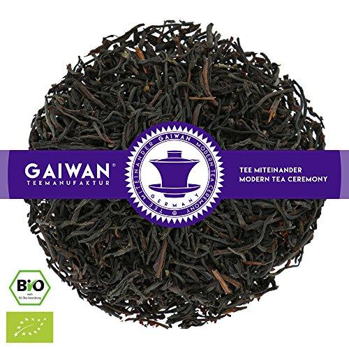 N° 1138: tè nero biologique in foglie