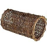 TecTake Weidentunnel für Kleintiere | Durchmesser 22 cm | Länge 38,5 cm | diverse Mengen (1er Set | Nr. 402608)