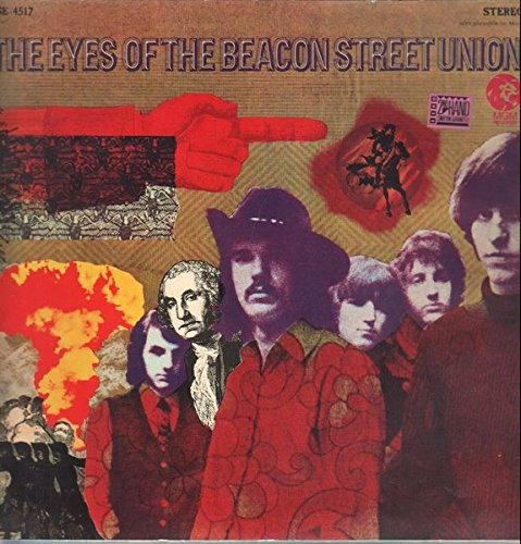 The Eyes Of The Beacon Street Union [Vinyl LP] -