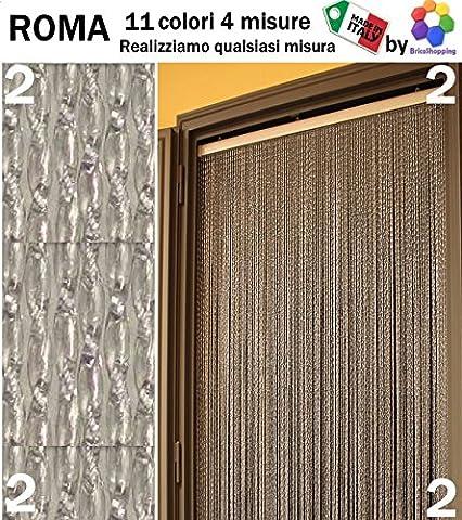 Rideau Roma - BricoShopping Roma Rideau de porte anti-mouches et