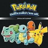 Pokemon Official 2017 Square Calendar