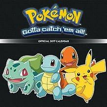 Grupo Erik Editores Pokemon - Calendario 2017, 30 x 30 cm (Square)