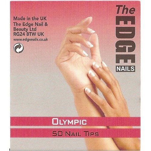 The Edge - Rebord Olympique Nail Tips Taille 5 (50) - 2017305