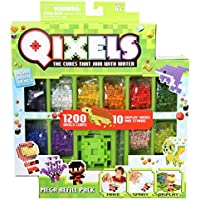 QIXELS Qixels Mega Refill Pack by Qixels