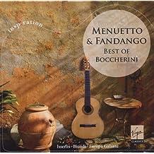 Menuetto & Fandango Boccher