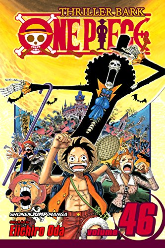 One Piece, Vol. 46: Adventure on Ghost Island (One Piece Graphic Novel) (English Edition) (Book 12 Monkeys)