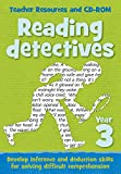 Year 3 Reading Detectives: Teacher Resources with free online download