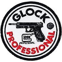 HSV Thalerhof Sch/ützen Glock Pistole Polizei Verein Club Abzeichen Patch