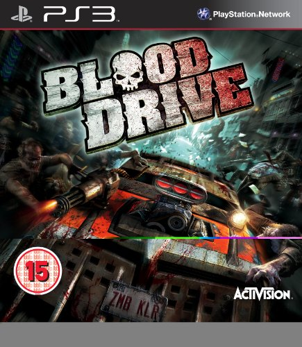 Blood Drive (Sony PS3) [Import UK] [PlayStation 3]