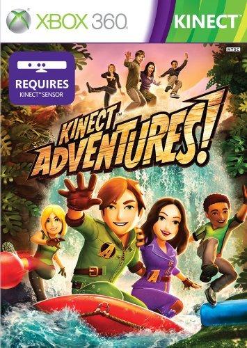 Toy Corner Xbox 360 Kinect Adventures!