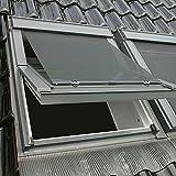 STORE EXTÉRIEUR ANTI-CHALEUR pour fenêtre de toit VELUX (M04 MK04 304 1 M06 MK06 306 14 M08 MK08 308 2)