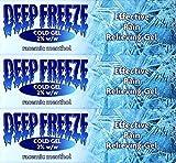 Deep Freeze Gel 100ml x 3 Packs