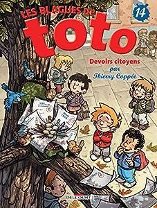 """Afficher """"Les Blagues de Toto n° 14 Devoirs titoyens"""""""