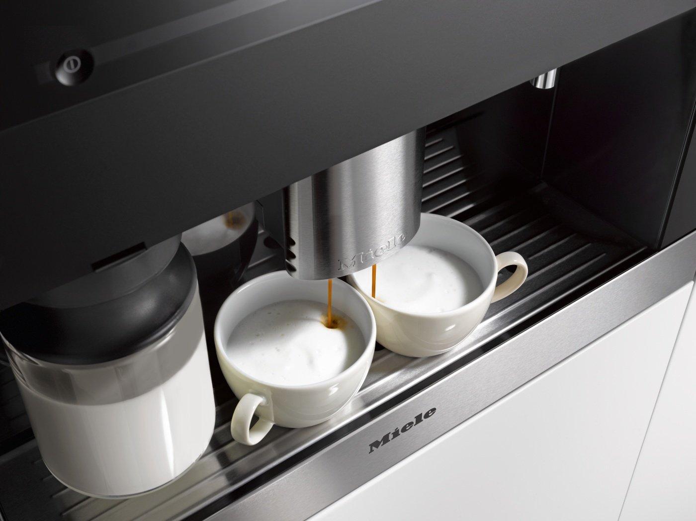 Miele-9521960-CVA6401-Brillantmit-BohnenmahlwerkEinbau-Kaffeevollautomat
