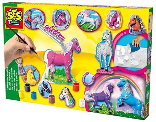 ses-01155-pferde-giessen-und-anmalen