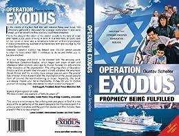 OPERATION EXODUS - Prophecy being fulfilled (English Edition) par [Scheller, Gustav]
