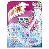 Harpic Fresh Power Lavender, 39 g, Pack of 6