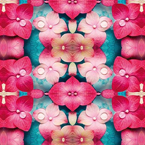 Apple iPhone SE Case Skin Sticker aus Vinyl-Folie Aufkleber Blumen Muster Bunt DesignSkins® glänzend